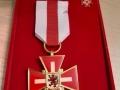 Złota Honorowa Odznaka Gryfa Zachodnipomorskiego