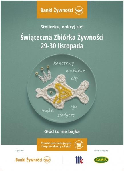 plakat_zbiorka zywnosci 2019